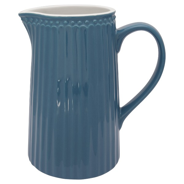 "Κανάτα ""Jug Alice Ocean Blue"" Greengate"