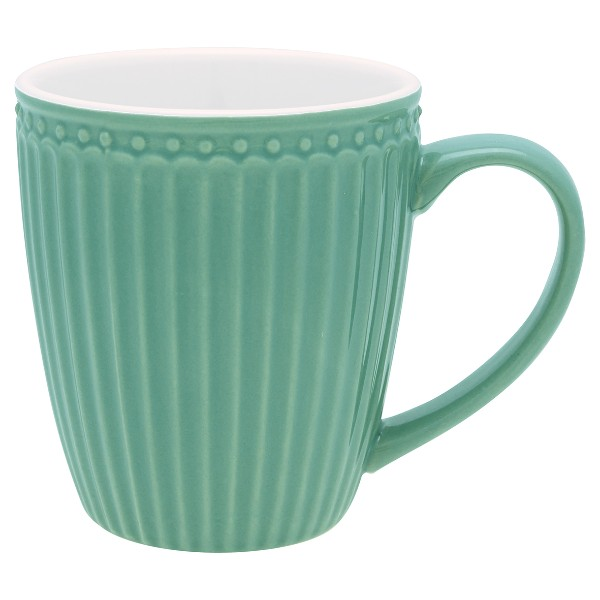 "Κούπα ""Cup Alice dusty green"" Greengate"