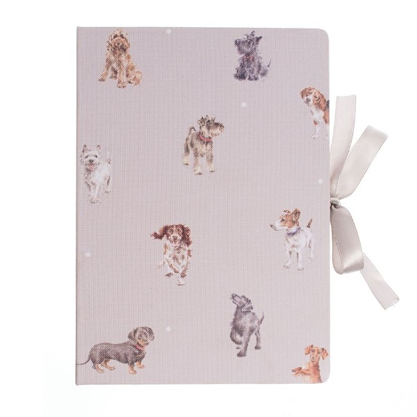 "Σημειωματάριο ""A Dog's life Notebook"", Wrendale designs"